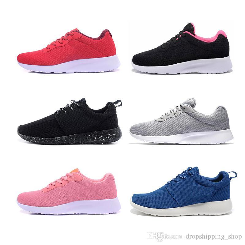 2019 최고 판매 Tanjun 런던 1.0 3.0 실행 신발 남성 올림픽 스포츠 트레이너 남성 여자 싼 야외 운동화 36-45