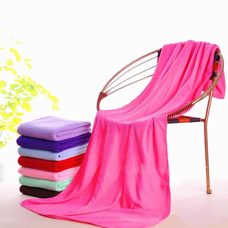 70Cm*140Cm Absorbent Bath Towel Microfiber Towel Quick-Drying Beach Towels Spring/Autumn Swimming Spa for Adul 8A0086 Blanket