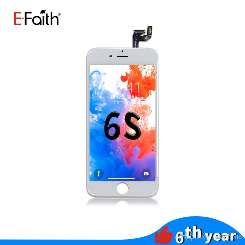 EFaith للحصول على 6S الجمعية LCD 4.7 بوصة عرض مع شاشة تعمل باللمس محول الأرقام استبدال دي إتش إل الحرة الشحن
