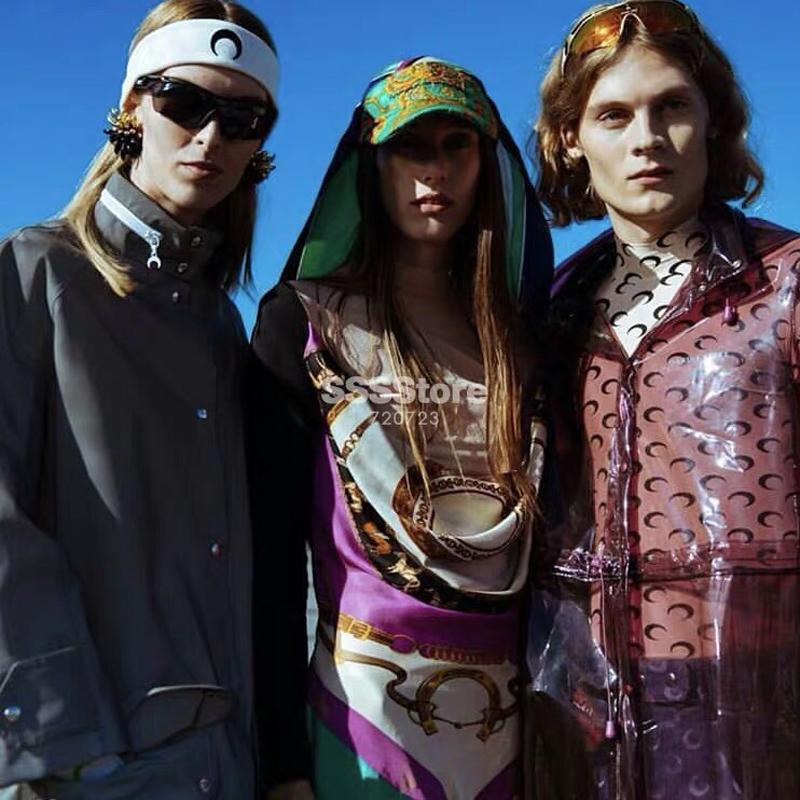 TOP 20FW Bandeau Brassards Lune Knitting Hommes Femmes Hip Hop Outdoor Highstreet Accessoires Fashion Festival Cadeau HFLSTJ002