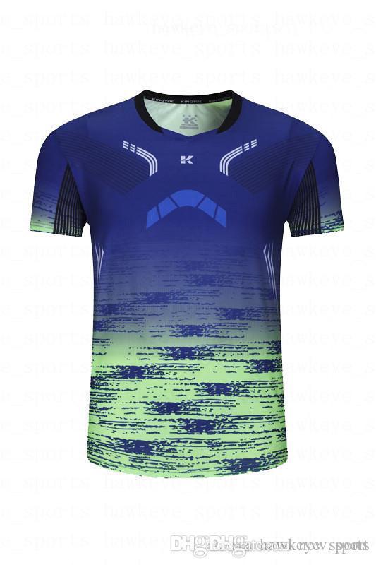 мужчины одежда быстросохнущие продаж Горячие Высочайшее качество мужчин 2019 с коротким рукавом футболки удобный новый стиль jersey831019595216254172419