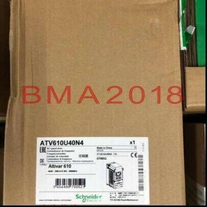 1PC New in box Schneider Model ATV610U40N4 One year warranty Fast Delivery