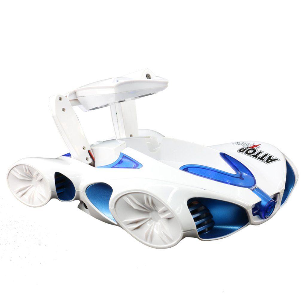 ATTOP Tank Fernbedienung mit HD-Kamera-YD-2162.4G Behältern RC Spielzeug Telefon Roboter-Behälter Kinderspielzeug