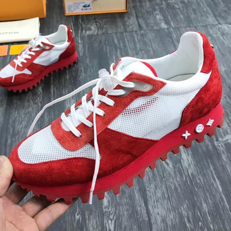 Zapatos para hombre ligera Operando entrega rápida al aire libre Shaspet Deporte cómodo de peso ligero del otoño y del invierno de los zapatos respirables Footwears