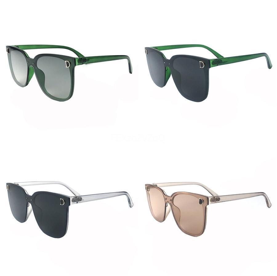 Mode personnalisés Mode de conduite lunettes de soleil polarisées pour YO92-44 Marque Lunettes Cadre Noir Bleu Mark Bleu Lens Expédition gratuite # 765
