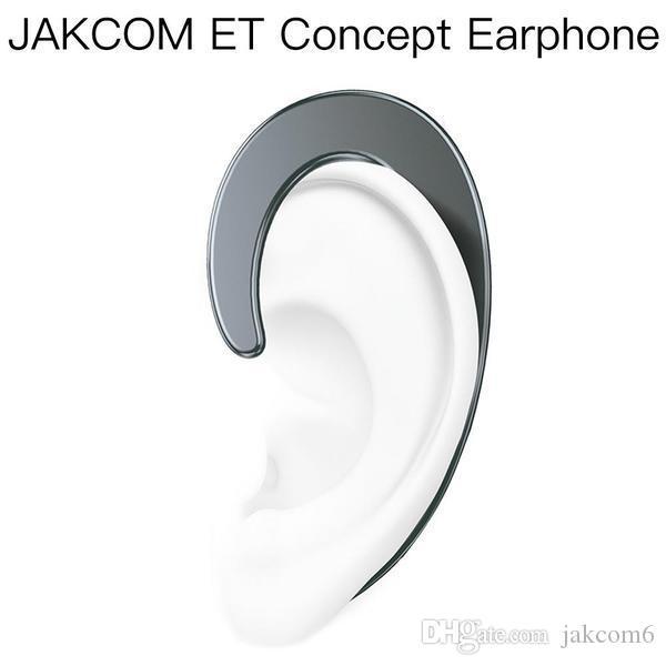JAKCOM ET não em orelha conceito fone de ouvido venda quente em outras partes do telefone celular como asas com fibra óptica hidizs riverdale