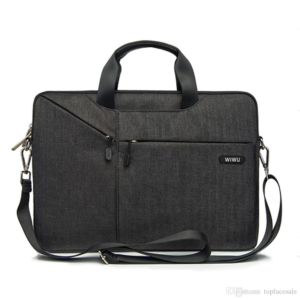 Laptop Bag Case 15.6 15.4 14.1 13.3 17.3 Messenger Bags for MacBook Air 13 Case Waterproof Notebook Bag for MacBook Pro 15