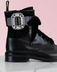 Дизайнер-лор мотоциклетные ботинки с боковой молнии моды круглые головы замши повседневная обувь