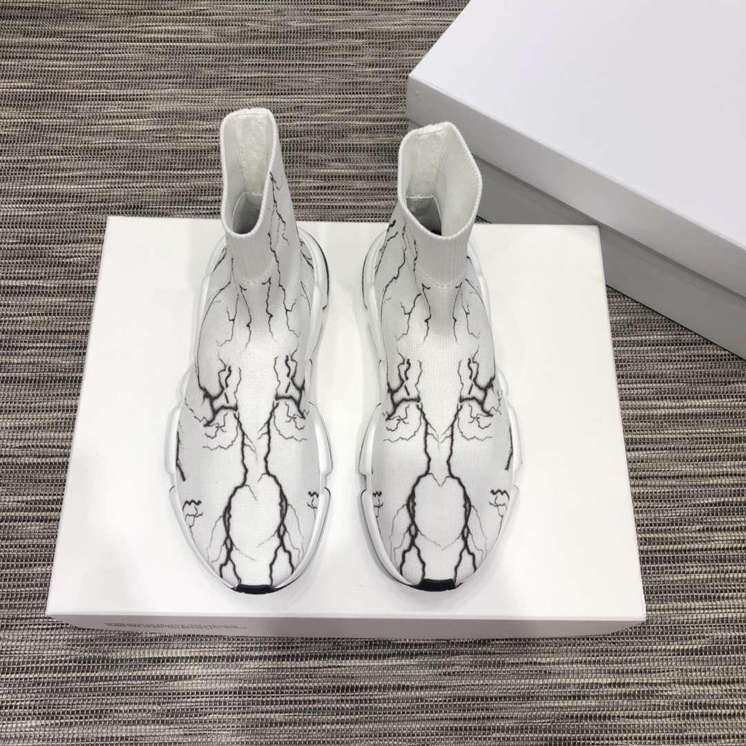 2019 nouvelles chaussures Designer Casual Chaussures Hommes classique en plein air Chaussures Air noir avec le sport authentique blanc Chaussures de sport respirant avec des boîtes