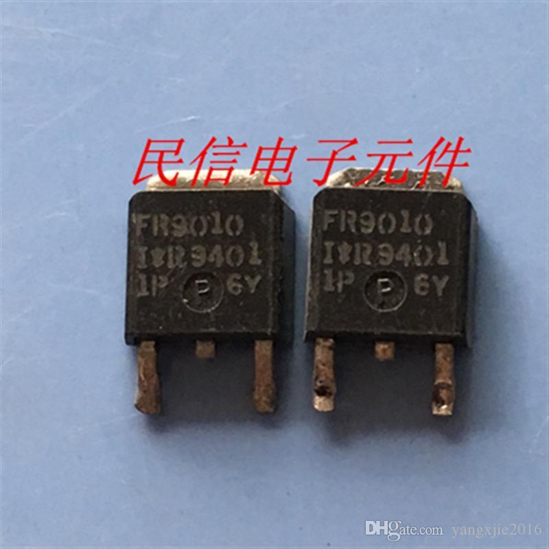 Usado Original Transistor Transistor MOSFET TO-252 Campo-Efeito Ok
