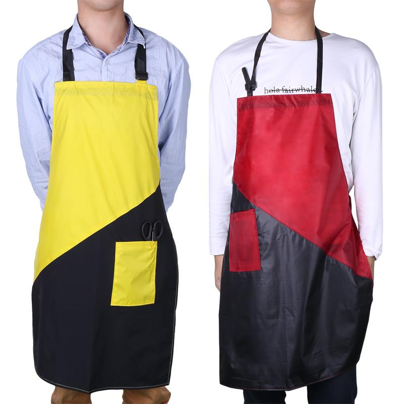 Polyester Fiber Barber Work Hair Salon Cutting Apron Hairdresser Clipping Cape Nail Art Salon Capes Waterproof Professional