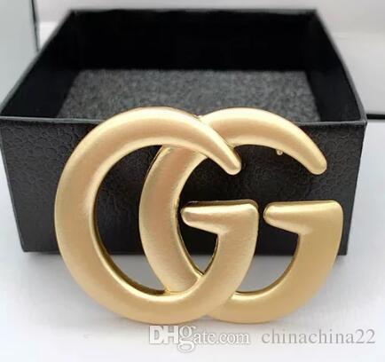 Nuove lettere G spille Lettere spilla m Vestito delle donne Spilla di marca Accessori di gioielli di marca Regalo di alta qualità