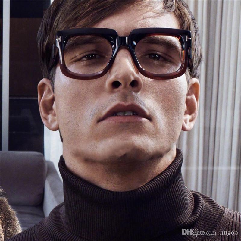 Mens Fashion Steampunk Eye Transparent Glasses Clear Vintage Glass Eyeglasses Myopia Presbyopia Prescription Optical Spectacle Frames 0729