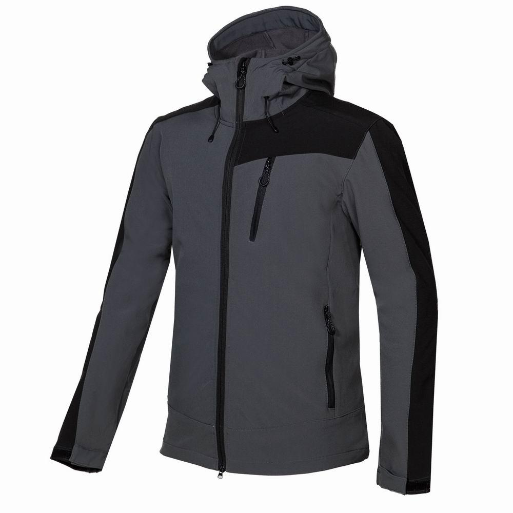 nuovi uomini HELLY giacca invernale con cappuccio Softshell per antivento e impermeabile morbido cappotto Shell Jacket HANSEN Giacche Cappotti 17201