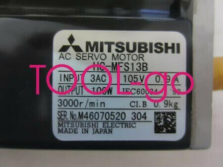 Fit For New Hc-Mfs13B (Hc-Mfs13B) Mitsubishi Servomoteur