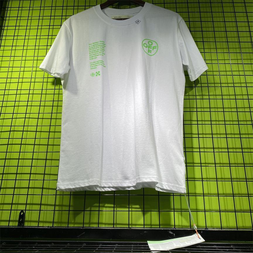 2020 nuevo logotipo popular de la moda camiseta de cuello redondo de algodón de manga corta de los hombres camisa deportiva ocasional de gran marca de alta calidad camisetas SC77