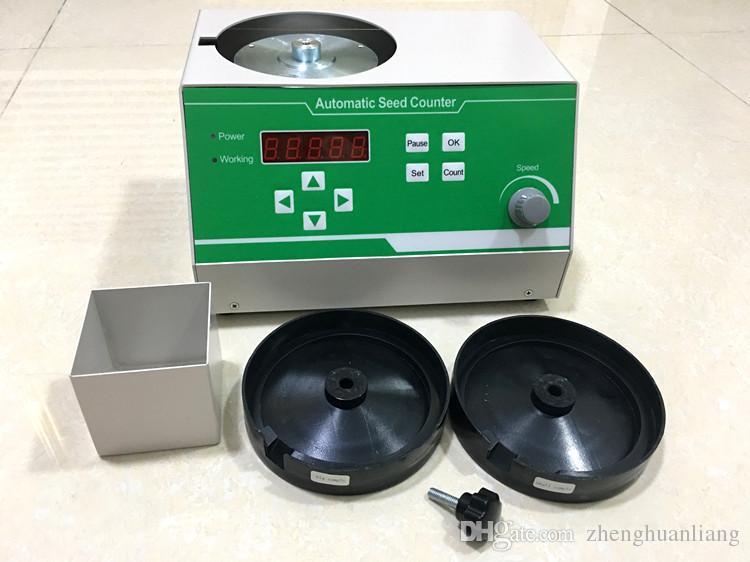 Neue elektronische Automatikkornzählermaschine Automatischer Samenzähler
