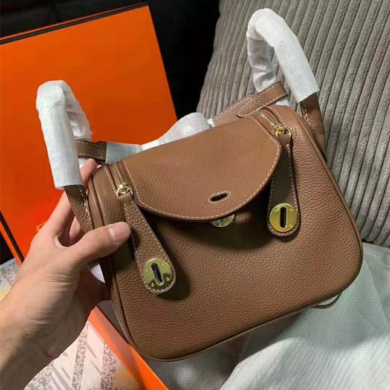 Heißer Verkauf Designer Leder 2021 Lindy Geldbörsen Mini Luxus Schöne Tasche Top Kalb Qualität Handtaschen Frauen Umhängetasche Nasui