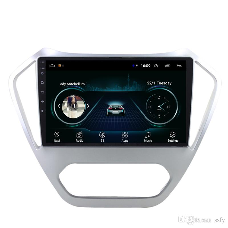 """Android car player with HD 1080 music front camera mp3 mp4 music multimedia player muti-touch screen fast delivery for MG GT 2014-2016 10.1"""""""
