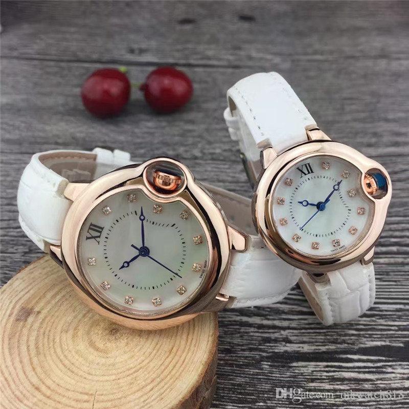 الرجال النساء أزياء الماس ساعات الكوارتز ساعة اليد الحركة جلد جولة الشريط الطلب ديزاين على مدار الساعة ووتش أفضل هدية