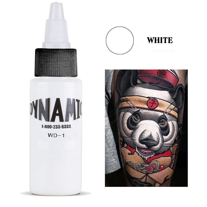 Permanent Make-up Dynamische Tattoo Weiß Tattoo Ink Wd-1