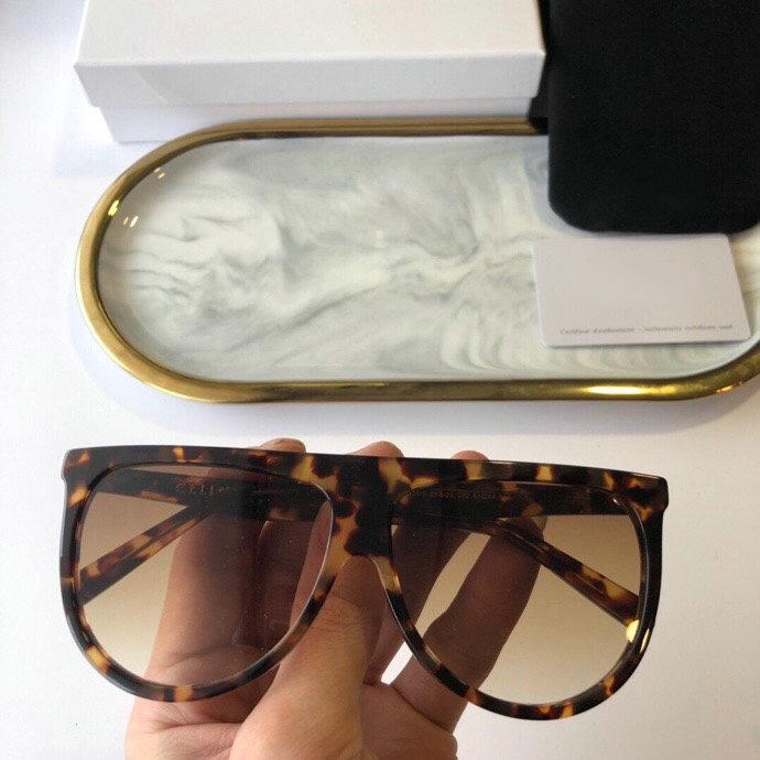 2020 새로운 디자이너 남성 선글라스 패션 병렬 프레임 야외 태양 UV400 렌즈 여자 여름 스타일 레오파드 안경으로 케이스 상자 안경