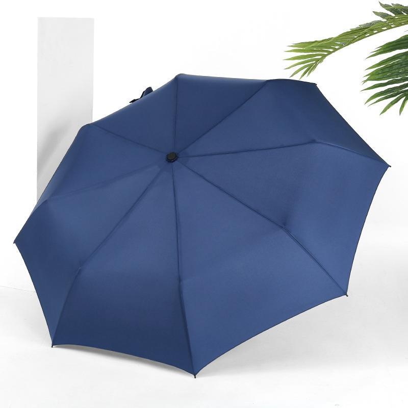 Imperméable pleine automatique parapluie pluie Femmes Hommes 3 pliant léger et durable Super Strong Parapluies enfants de pluie Ensoleillé