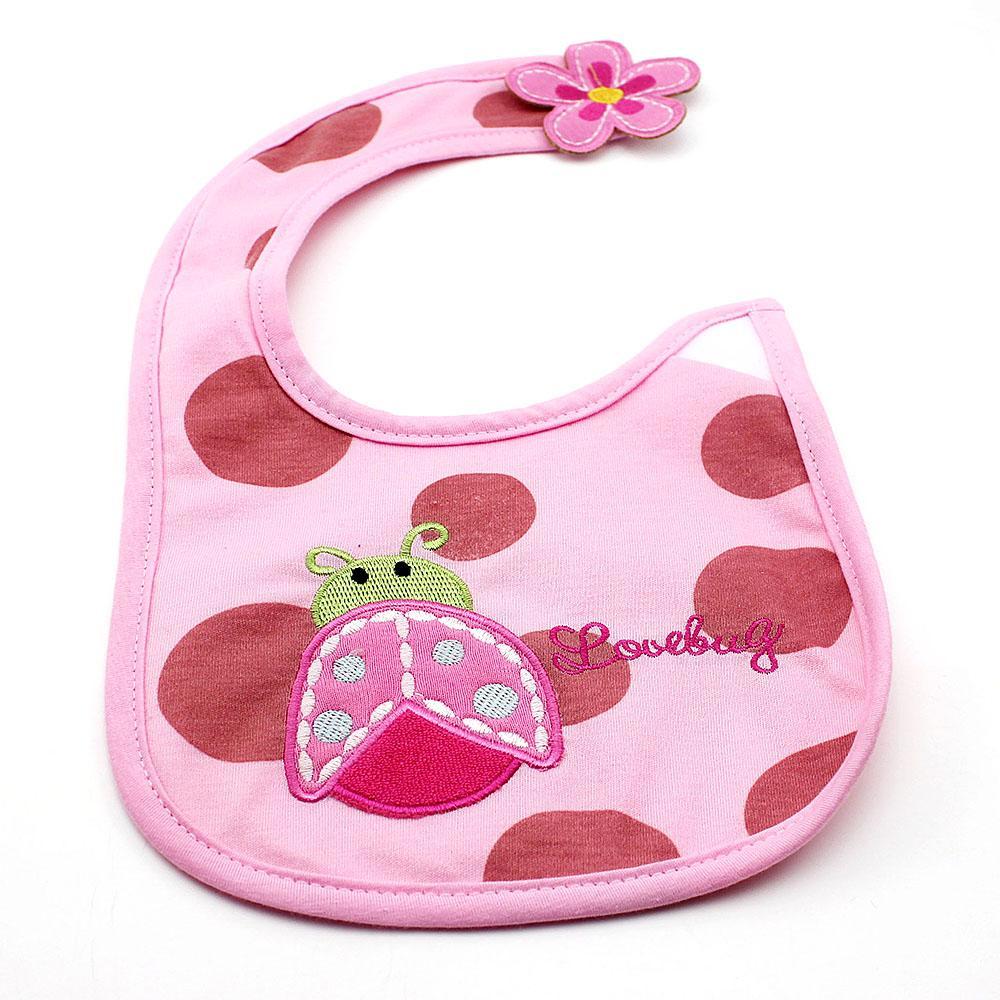Bebek Önlükler Sevimli Beslenme Havlu dayanıklı su geçirmez Bebek Rastgele Renk Geyik Desen