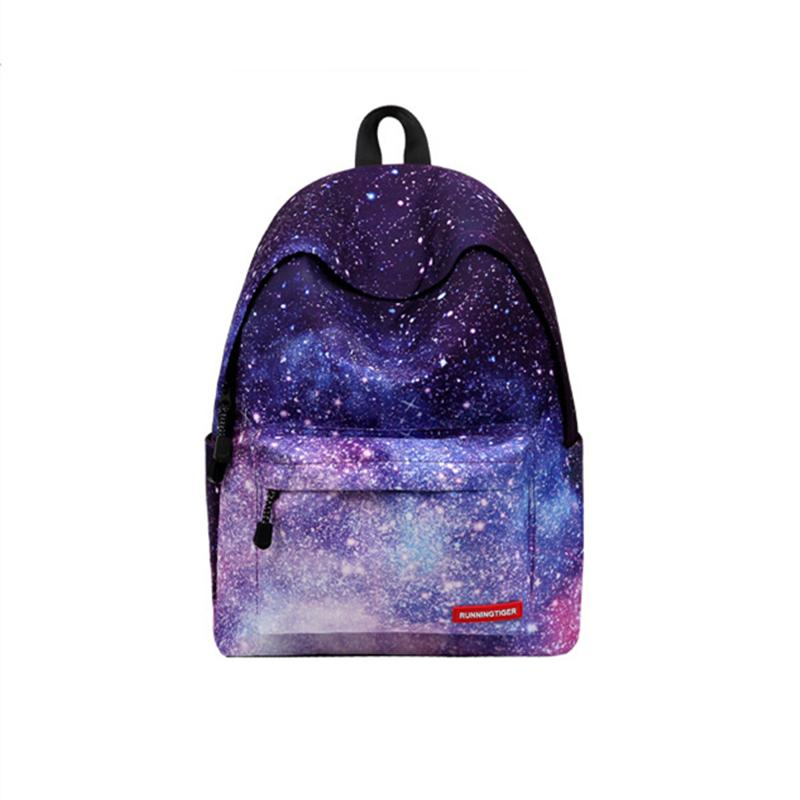 Nuovo fumetto hot girl Q versione stella tendenza di moda borsa a tracolla di scuola primaria e secondaria bag54c8 #