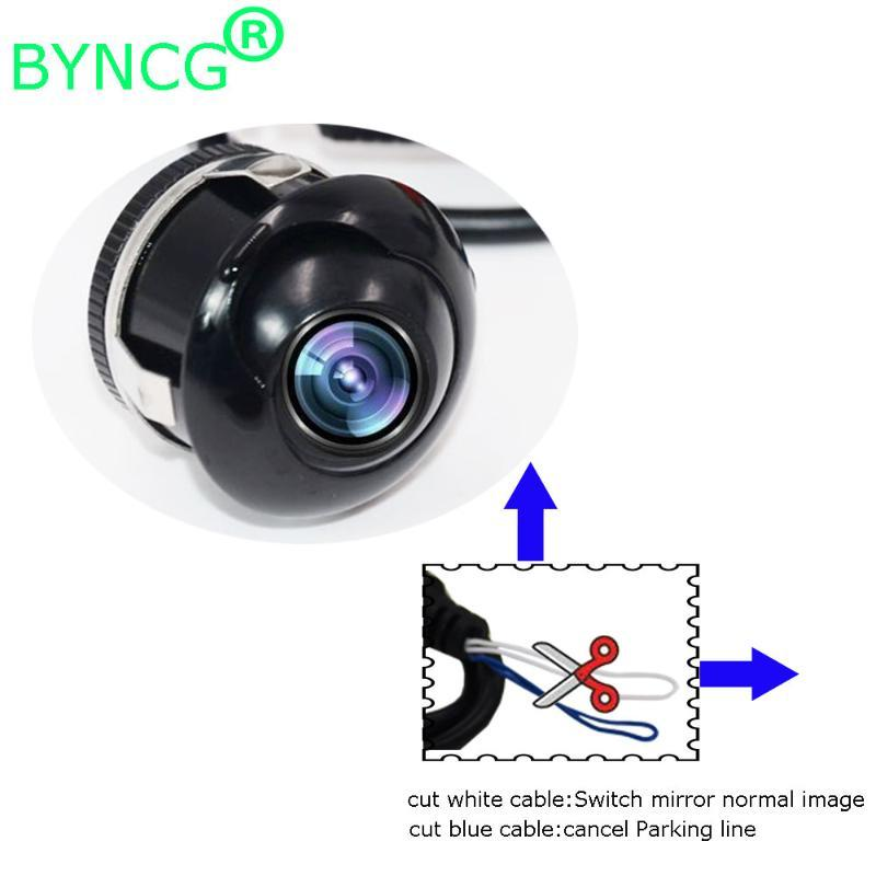Factory Promotion HD Night Vision For Car rear view Camera Front Camera Front View Side Reversing Backup