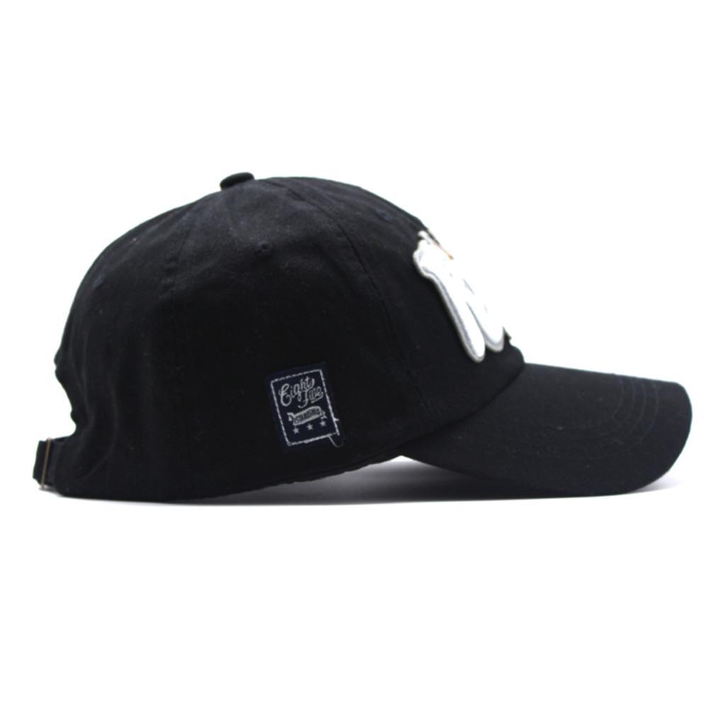 FS New Full Cap Hip Hop Для мужчин Женщины Письмо вышивки Streetwear Урожай Бейсболки Casquette черный красный 2019
