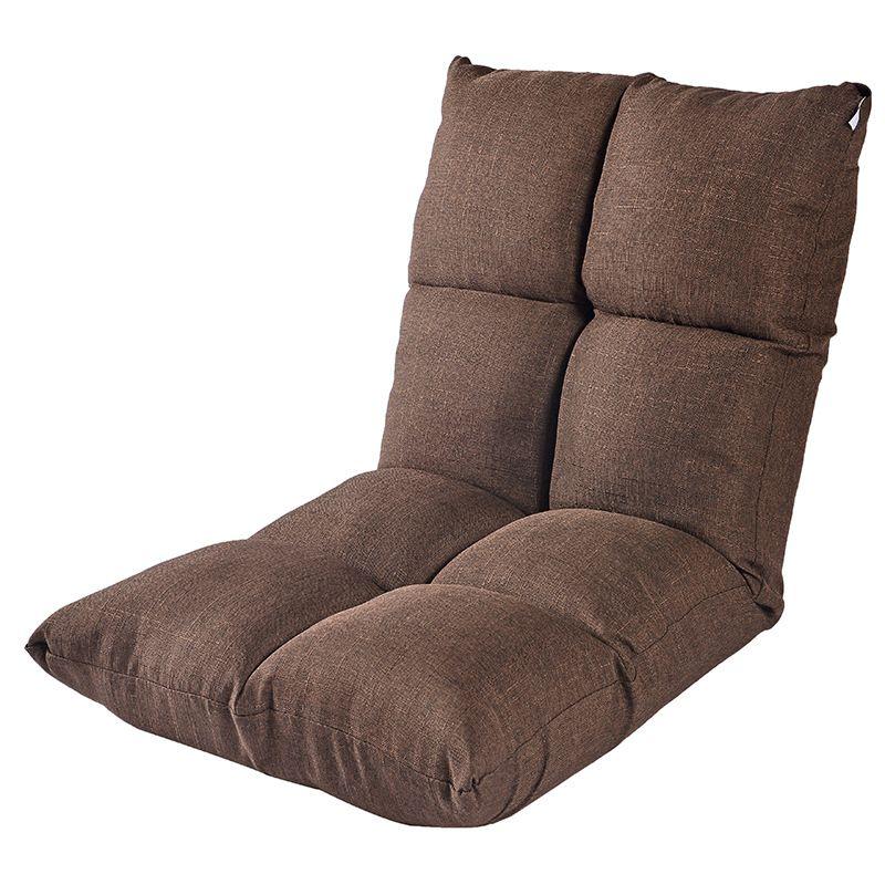 Faltbare waschbare Bett Tatami Massiv Faule Sessel Folding Bay Fenster Boden Stuhl Wohnmöbel Corner Einzel Wohnzimmer Sofas