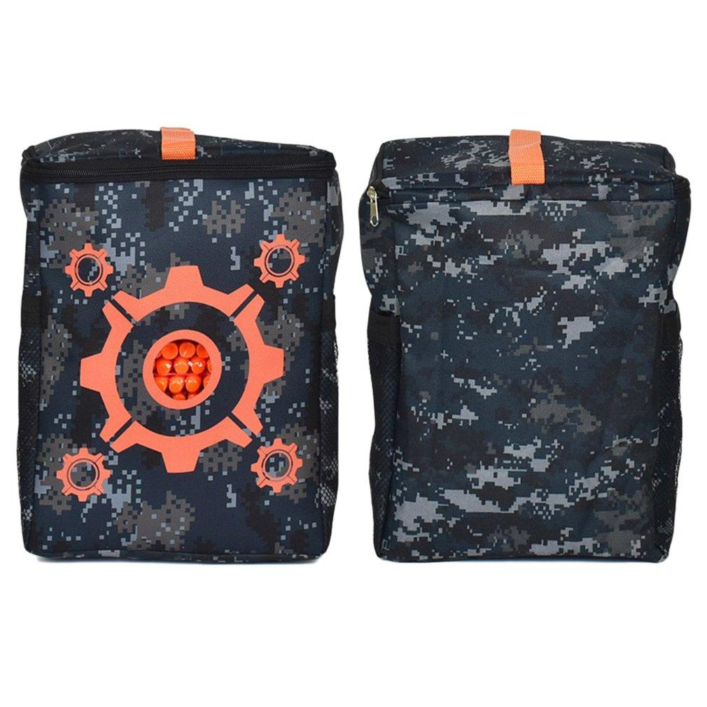 Balas OCDAY bala Alvo Bolsa Tactical Soft Case de armazenamento impermeável Carry Oxford pano de saco para Nerf armas Balas novos casos