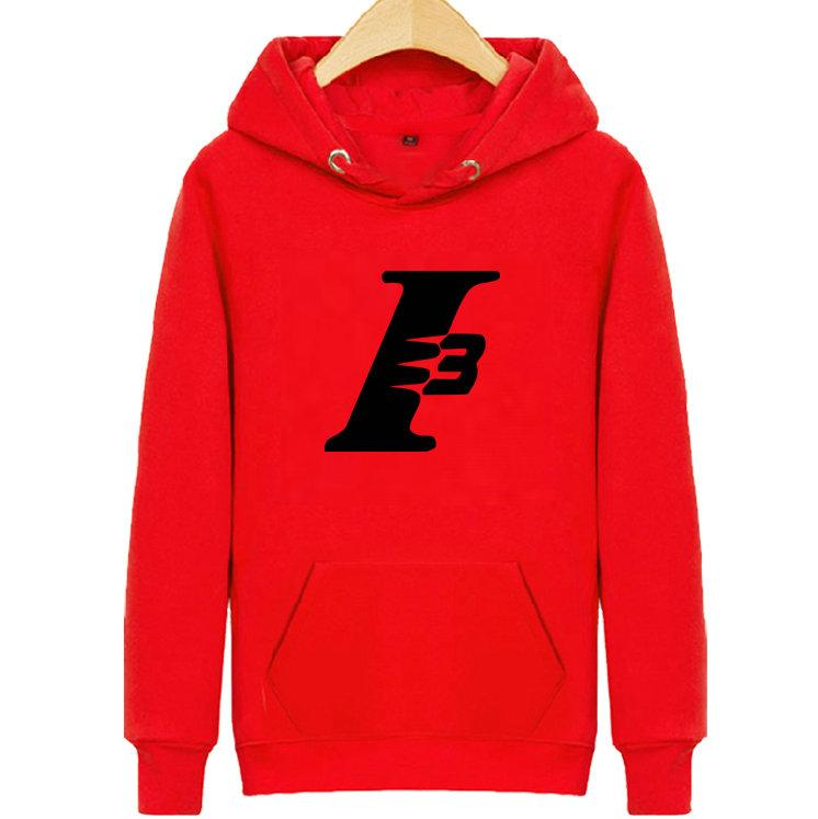 Fashion- Allen Iverson hoodies The Answer I 3 sweat shirts AI fleece clothing Pullover sweatshirts Sport coat Outdoor jackets