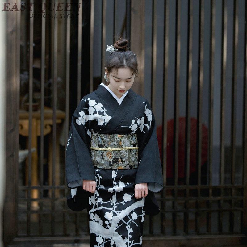 Japanischen Kimono traditionelle Kleidung Cosplay weiblich Yukata Frauen haori Japan Geisha Kostüm obi Kimonos Frau 2018 KK2246