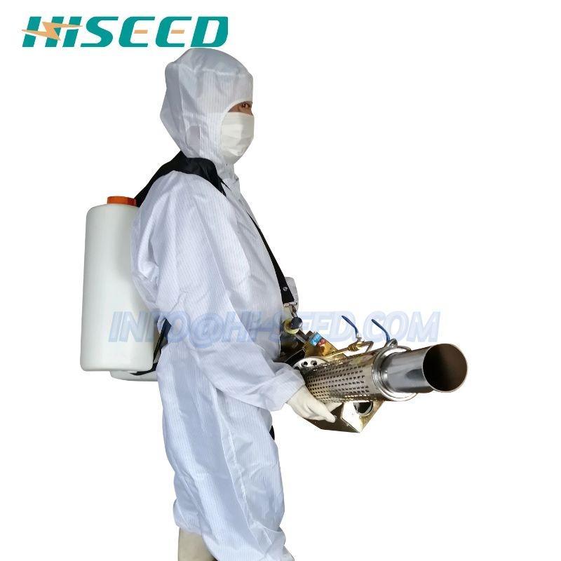Elektrikli Pestisit Püskürtme / Tarım fogger / termik sis makinesi fiyat