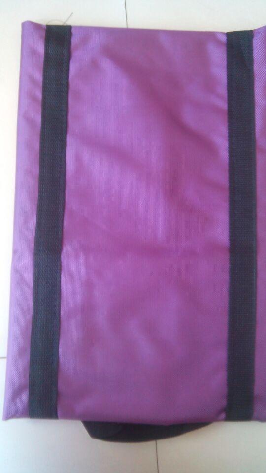 MnWlb extra grande engrosada tejida almacenamiento tejida equipaje a prueba de humedad impermeable gran capacidad resistente al desgaste bolsa de equipaje Oxford almacenamiento b