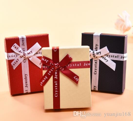 Nuevo Estilo Creativo Forma de Mariposa portátil caja de regalo Caja de papel floristería Sombrero