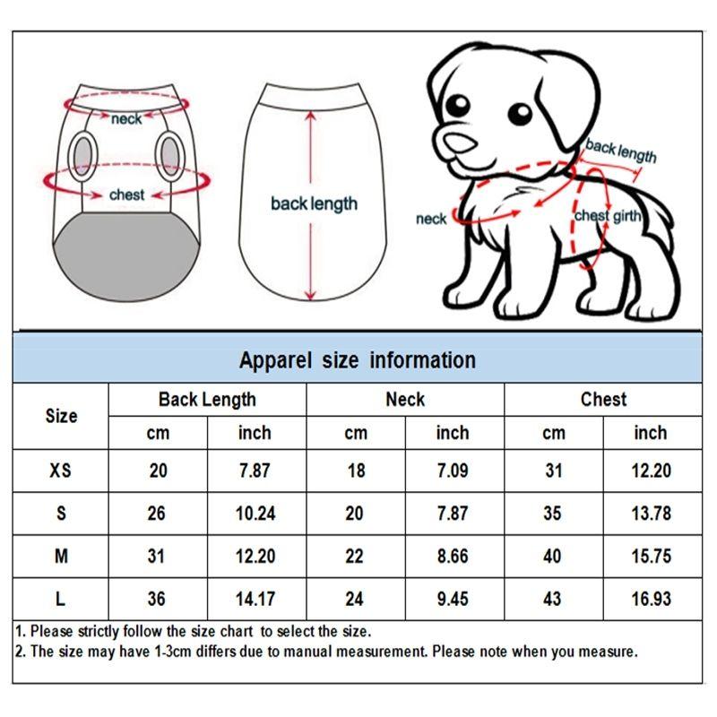 Invierno ropa para perros de dibujos animados caliente de la capa del suéter de Navidad para los pequeños perros ropa para mascotas de crochet de tela de cuello alto de ropa de la ropa de perro