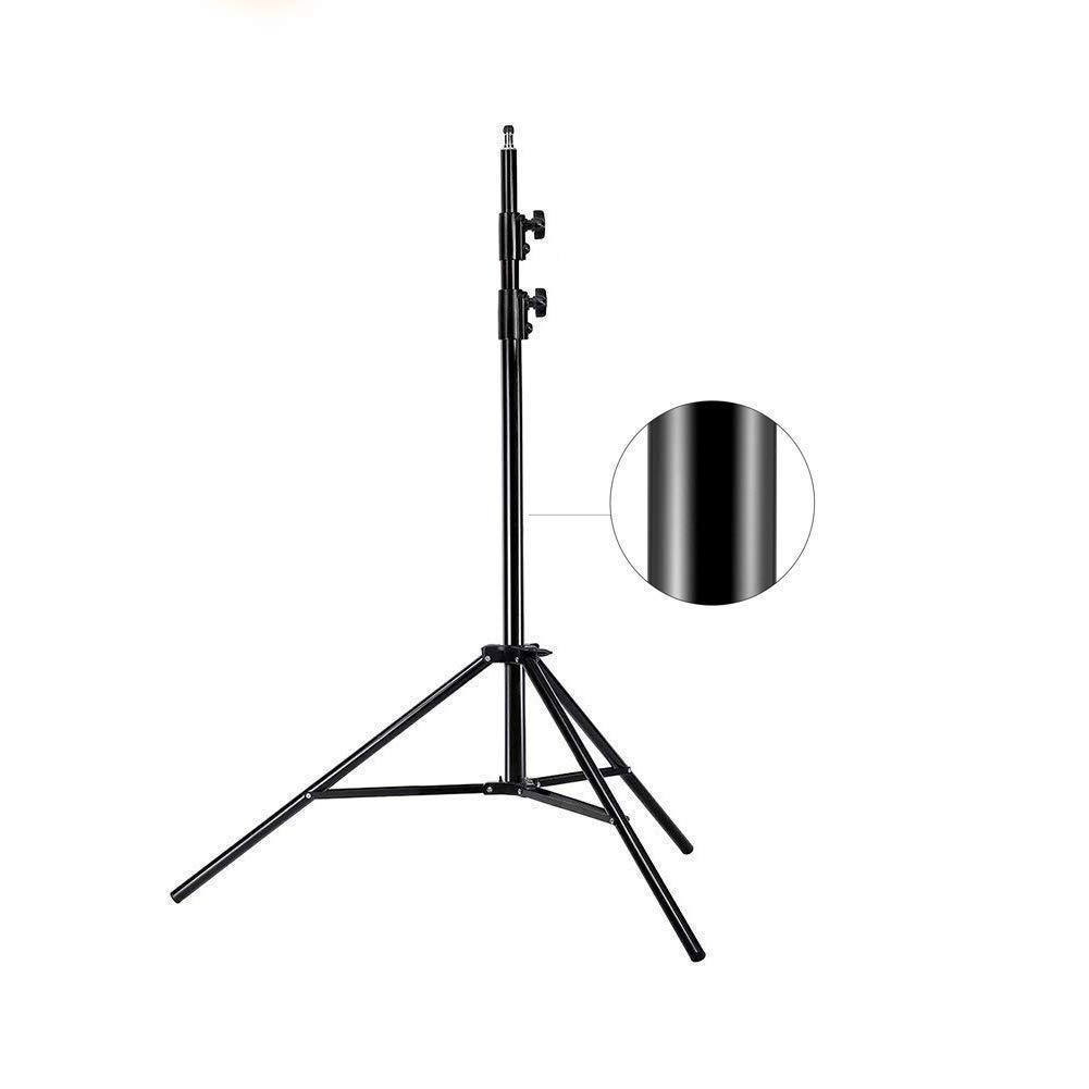 Update 78inch / 6.5 ft / 200cm Fotografie-Stativ-Lichtständer für Foto