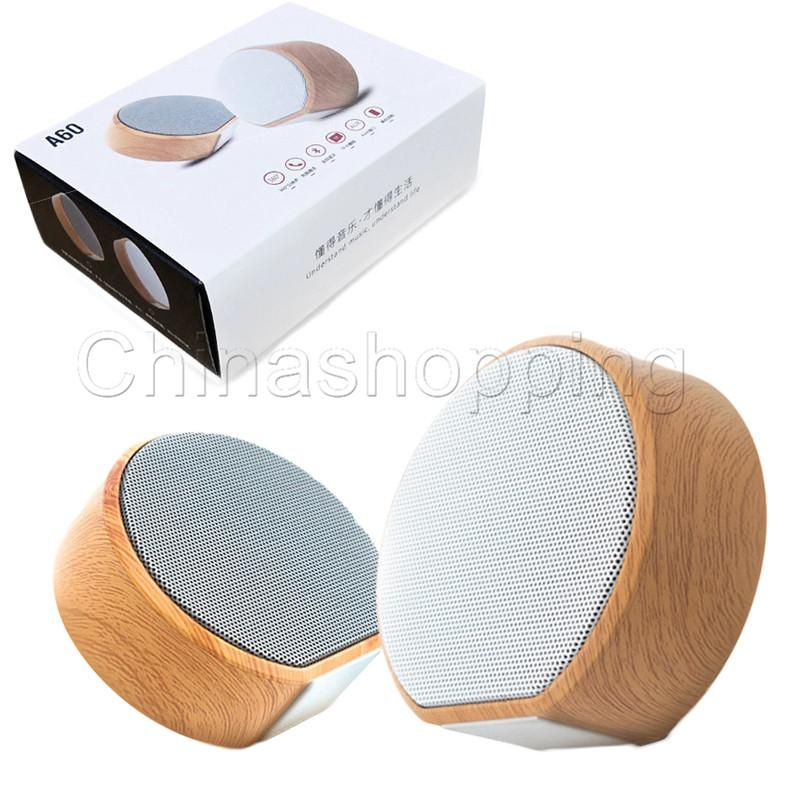 2020 Car A60 Wood Bluetooth Speaker Portable Wireless Subwoofer Mp3 Player Fm Radio Audio Tf Card Usb Play Handsfree Calling Outdoor Wooden From Chinashoppingmarket 6 54 Dhgate Com