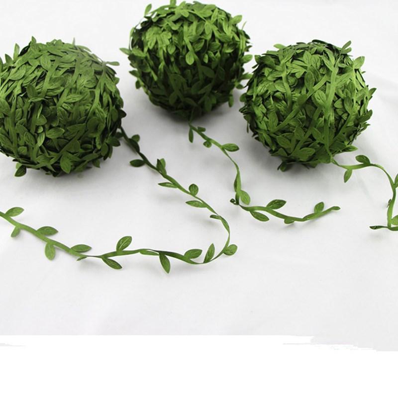 77 M / lote Flores Artificiales Hojas de Seda Flores Diy Flores Artificiales Guirnaldas Flores Para La Decoración Accesorios de Decoración del hogar