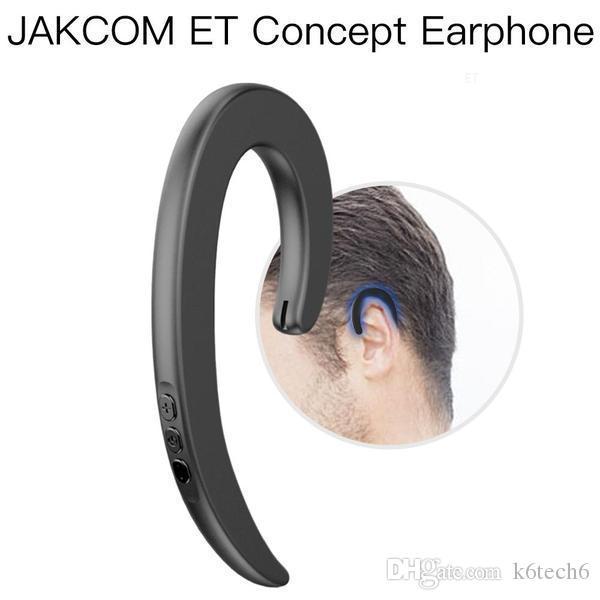 JAKCOM ET Non In Ear Concetto di vendita auricolare caldo in trasduttori auricolari delle cuffie come telefono cellulare lettore video gamepad wireless vhs