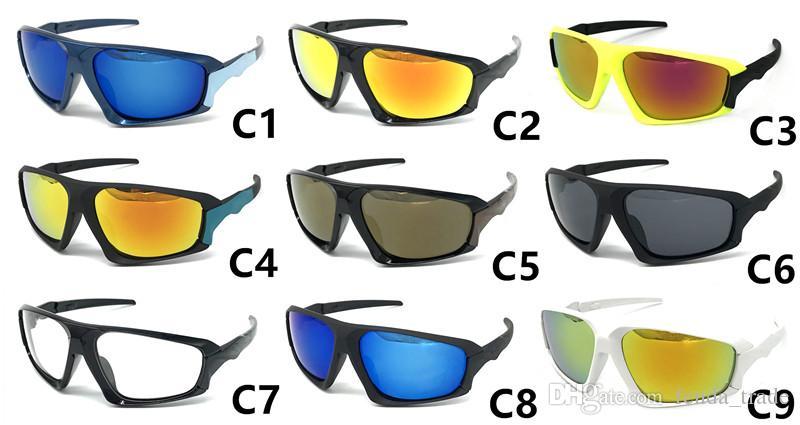 Summer Cycling Glasses UV400 Men Women Bicycle Brand Glasses HOT Sports Sunglasses Hiking Fishing Running Eyewear windproof 9374 10PCS