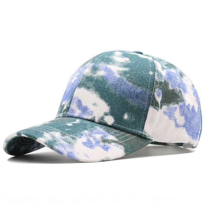 ocio al aire libre gorra de béisbol gorra de béisbol sol de la manera del verano de las mujeres de 2020 hombres y teñidos
