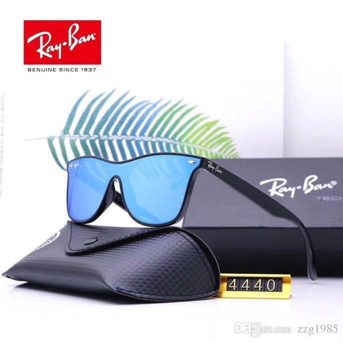 Verão UV400 Homens polarizada Esporte Sun Glasses 9102 Ciclismo Óculos externas de vento Eye Protector óculos de sol com caso e Box