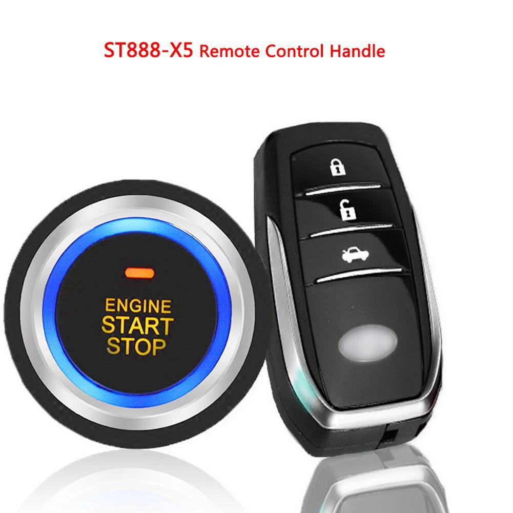 2020 Auto Remote Start Car Alarm System Engine Starline Push Button Start Stop Suv Keyless Entry System Car Immobilizers From Louyu 88 55 Dhgate Com