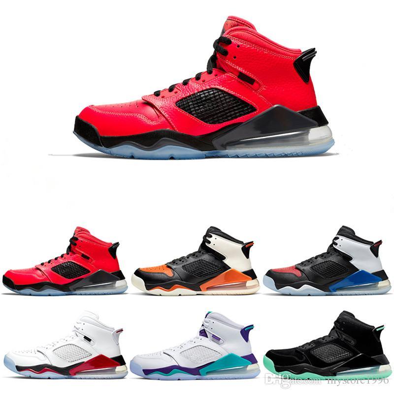 Лучшая обувь Mars 27х Баскетбол для мужчин Бред Top 3 Огонь красного винограда Разрушенные Backboard Инфракрасная 23 Citrus Дизайнер тренер Спорт Sneaker