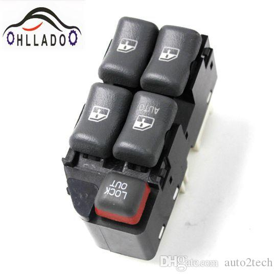 HLLADO New Master Electric Power Window Switch 22610145 For C hevrolet C avalier 1995-2005