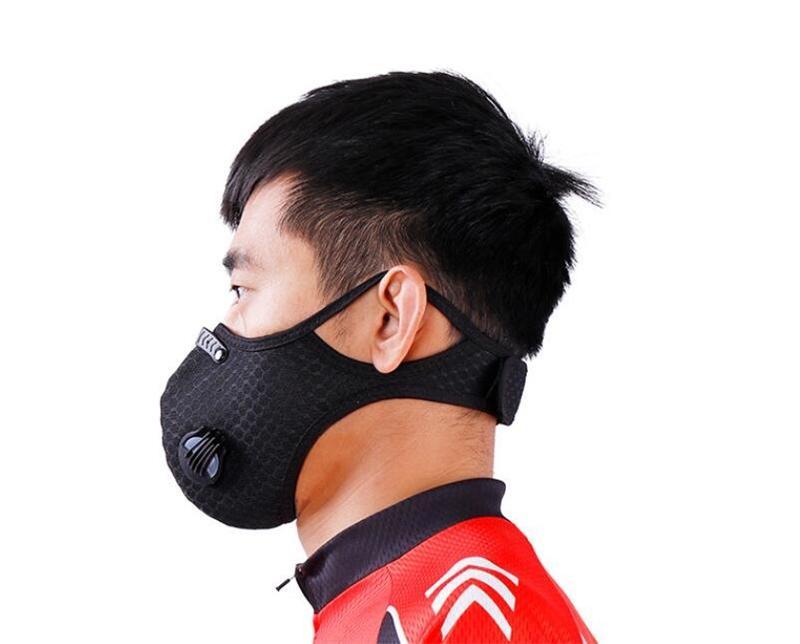 40 1PCS Maschera Maschera non tessuto di cotone separazione febbre da fieno Maschera preventiva Guarnizioni unisex Viso ers # QA942